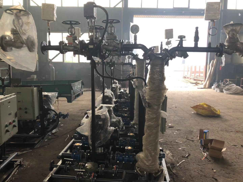 螺紋管換熱機組