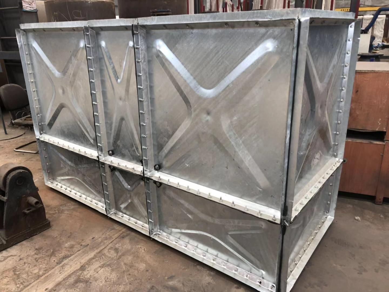 組合式鍍鋅鋼板水箱